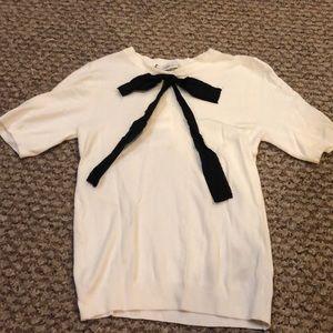 Zara sweater-like  t-shirt